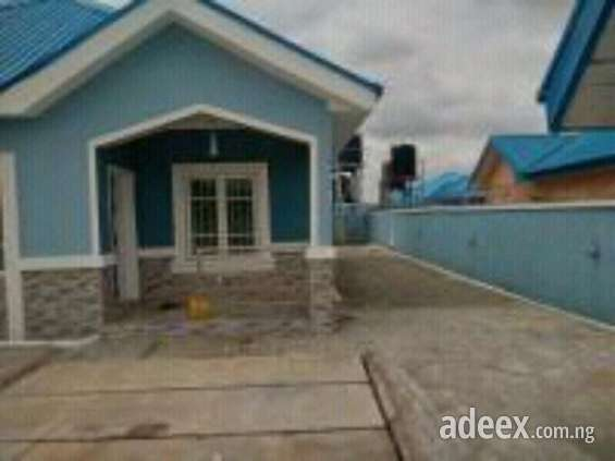 Pictures of 4 bedroom bungalow house plans in nigeria for Looking for 4 bedroom house