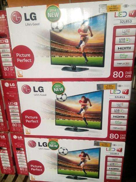 Hdmilg/2014 series 32inch 3d 2014 model smart brand new at affordable price with warranty