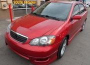 2005 toyota corolla in good working performance available for sale.