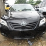 Nigeria Customs Auctioned 2007 Toyota Camry Black with full option for Grab