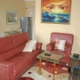 a 3 bedroom fully furnished apartment just 3 mins drive to the island