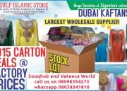 Dubai Kaftans and abayas