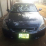 Sharp and sound Honda DC for sale!!