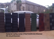 Docherich quality and durable stone coated roofing sheet 07062764235