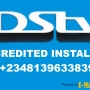 DStvEDI ACCREDITED INSTALLER in YOUR NEIGBOURHOOD ( we are proffesional in our field)