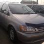 2001 SIENNA for sale working perfect CONTACT ALHAJI HABIB ON 08143222456 NPA MANAGER