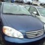 toyota corolla excellent condition no dent