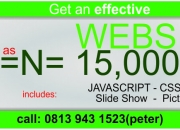Get an effective website