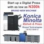 DI Printer, Konica Minolta, Bizuhb & Press, In House Press, School Press, Church Press