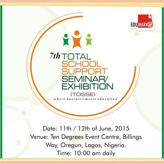 Total school support seminar/exhibition 2015