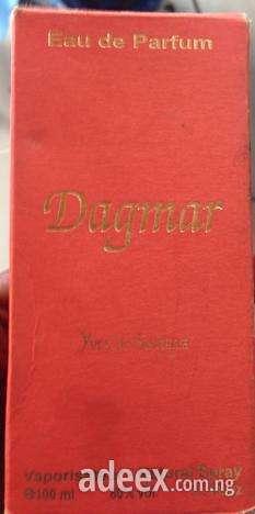 New dagmar perfume urgent