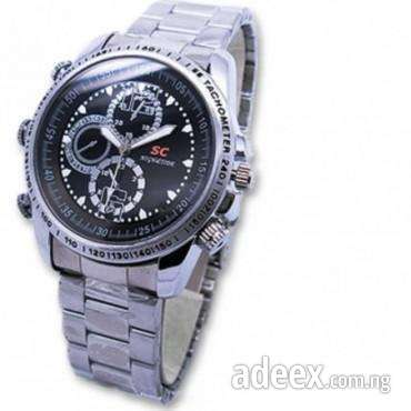 32gb spy watch camera