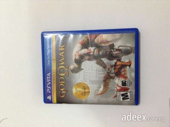 God of war. collection
