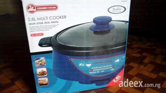 Urgent master chef muitifunction cooker on sale