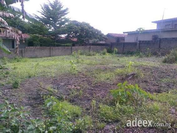 2 plots of land at dada estate, osogbo