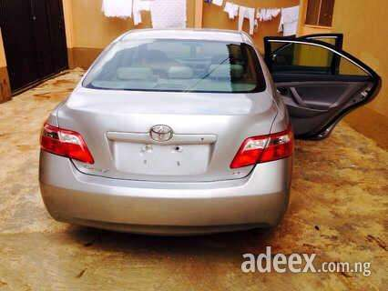 Guaranteed Sharp Tokunbo Toyota Camry 2007 Model On Sale In Lagos Mainland Sell Cars Motos 2446