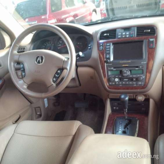 Urgent Very Clean Acura Mdx 2003 Model Excellent Condition