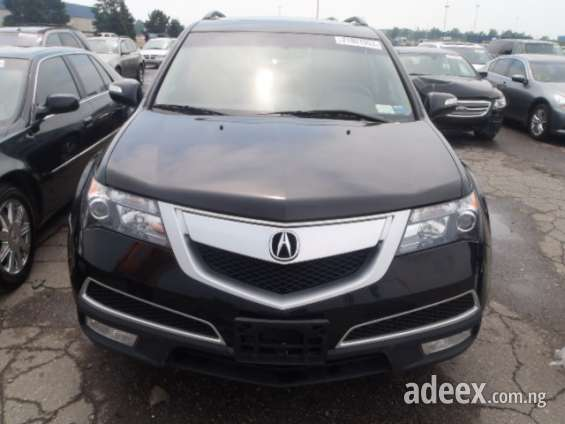 Acura Mdx For Sale At Cheap Price In Benin City Sell Cars Motos - Cheap acura