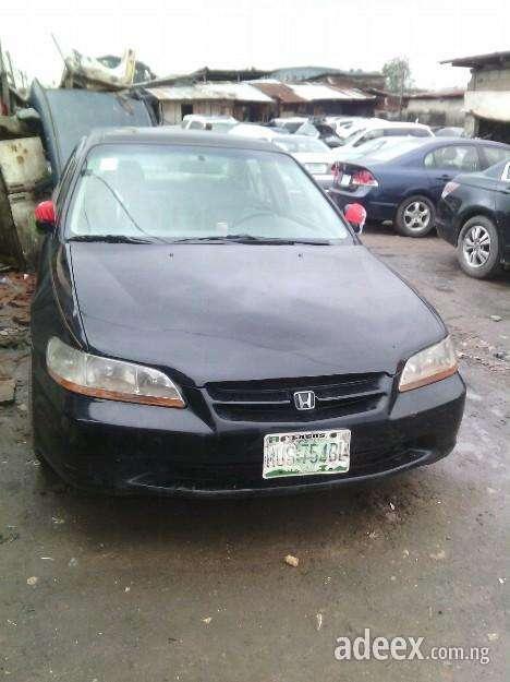 Low Price Baby Boi Honda Accord 2000 Negotiable