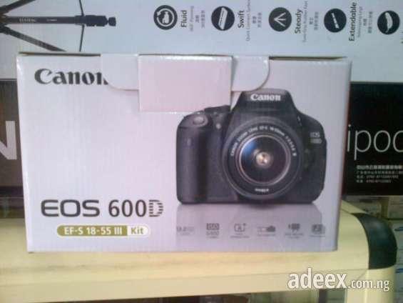 Sale! canon eos 600d dgz best price in Ikeja - Cameras | 4705