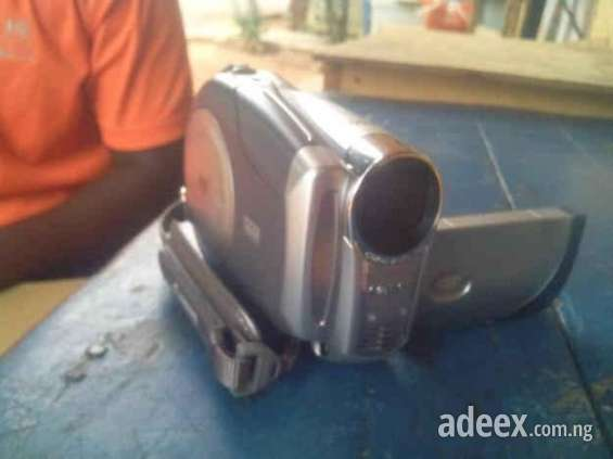 Urgent canon video camera now on sale