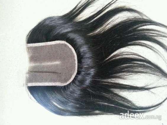 Incredible 100 human hair closures negotiable