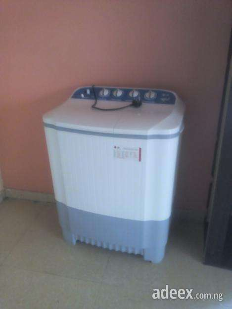 Still new lg washing machine available for sale on sale