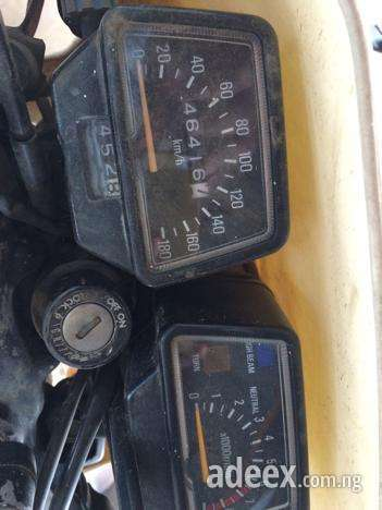 Urgent sale mountain bike 600cc imported excellent condition