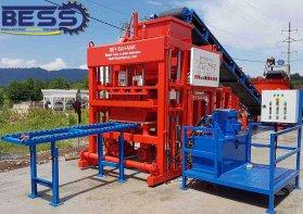 Semi-automatic block making machine in nigeria for sale