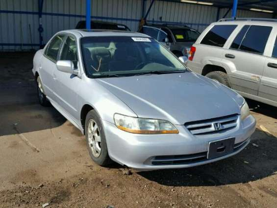 2002 honda accord for sale at auction price call 08067816891