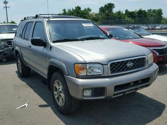 2002 nissan pathfinder for sale at auction price call 08067816891