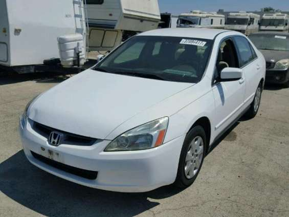 2004 honda accord for sale at auction price contact 08067816891