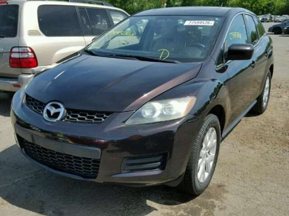 2007 mazda cx-7 for sale at auction price call 08067816891