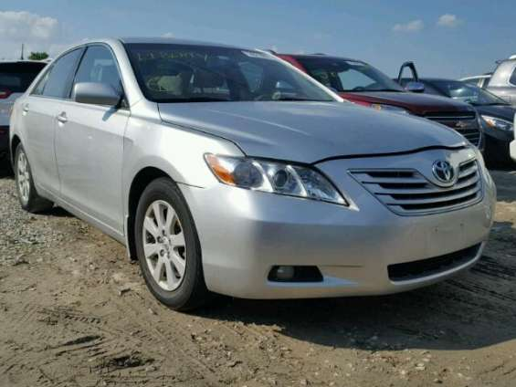 2008 toyota camry for sale at auction price call 08067816891