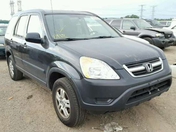 Honda cr-v jeep for sale at auction price call 08067816891