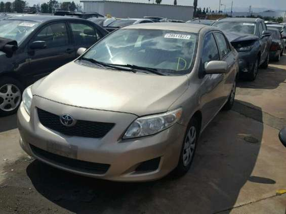 Toyota corolla for sale at auction price call 08067816891