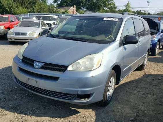 Toyota sienna for sale at full option price