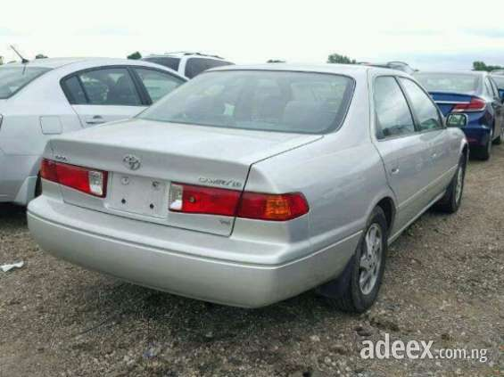 Toyota camry for sale they are in a good working condition